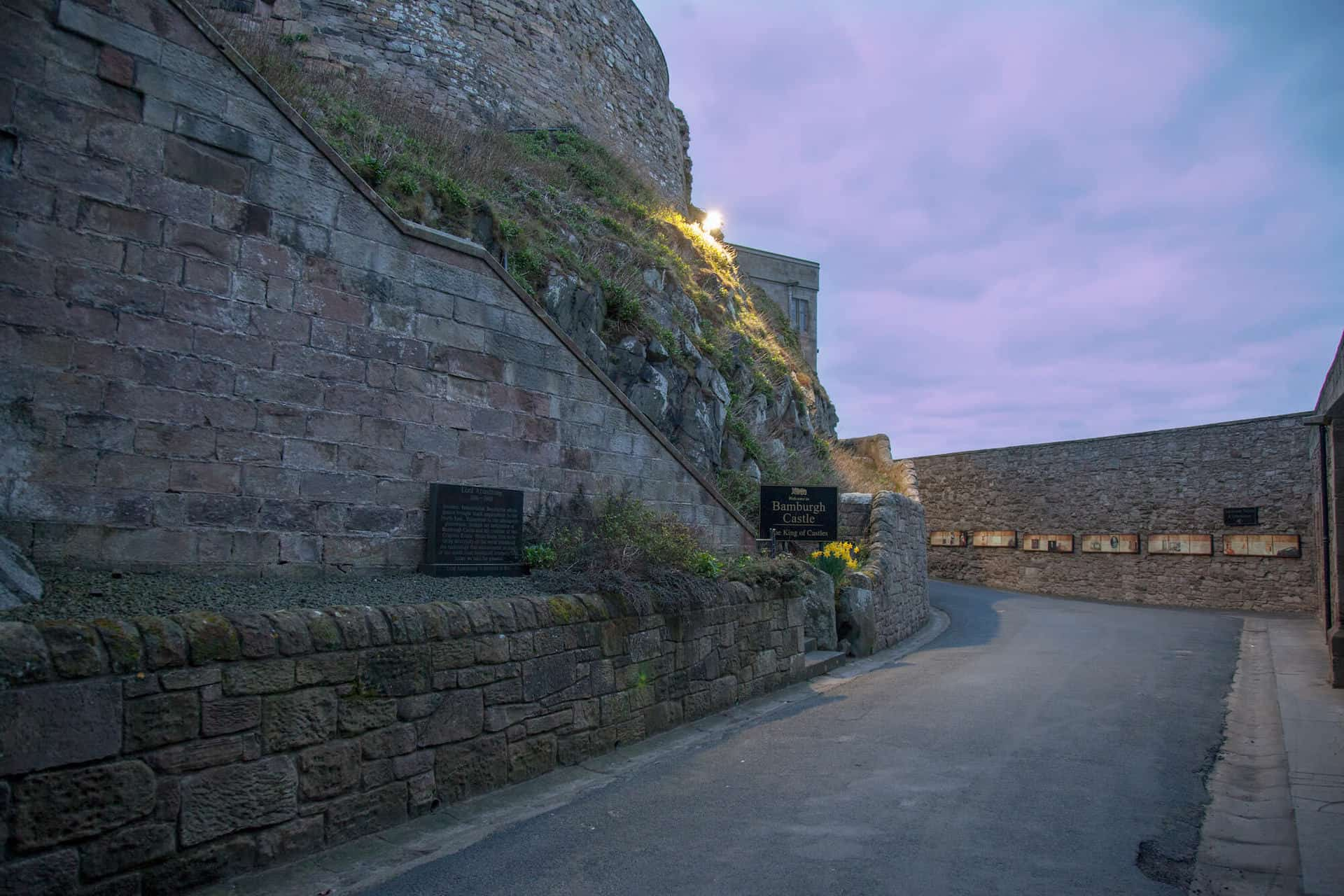 Bamburgh Castle 1