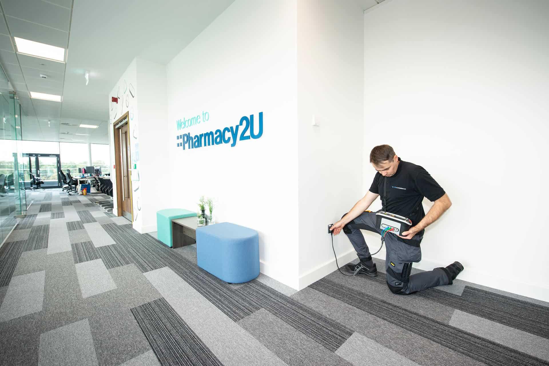 Pharmacy2u Electrical Compliance 3