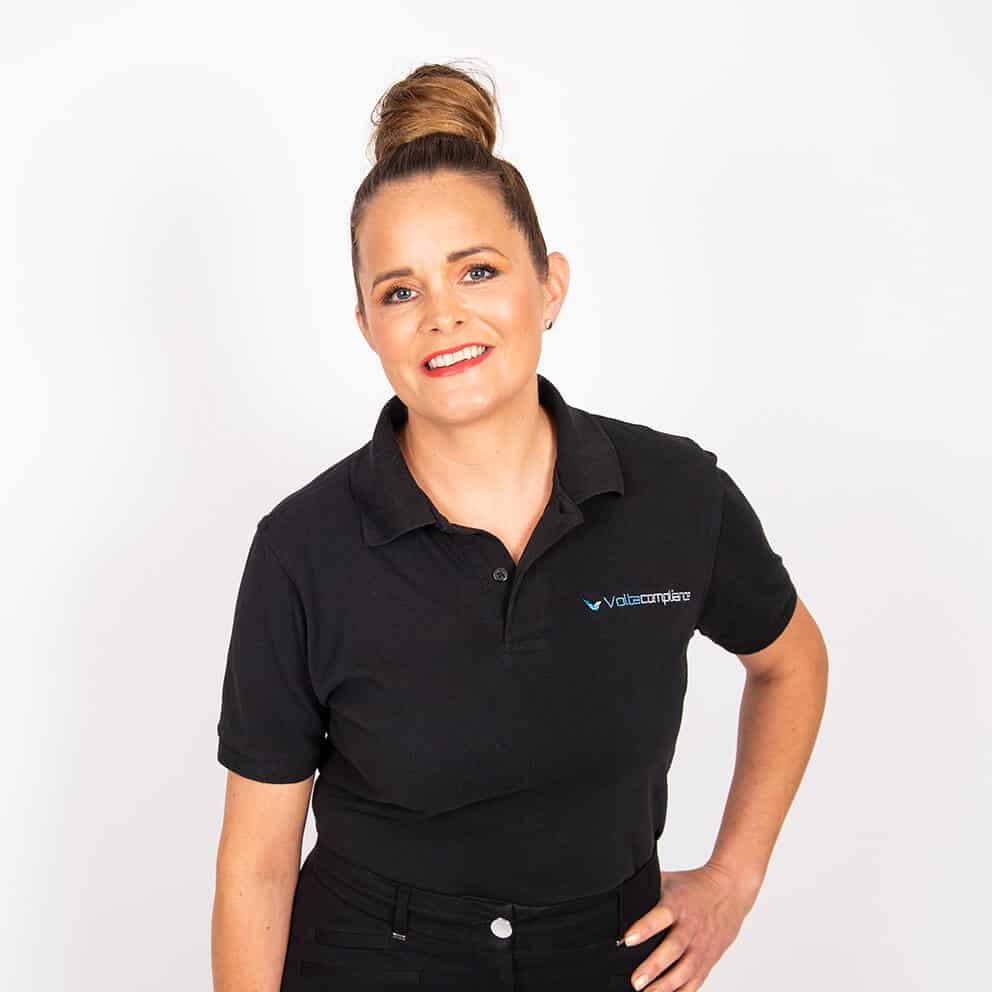 Sarah Carr Volta Compliance