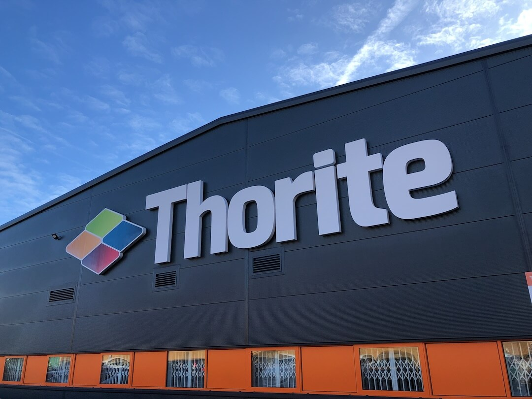 Ev Charger Installation For Thorite New Hq In Bradford 1