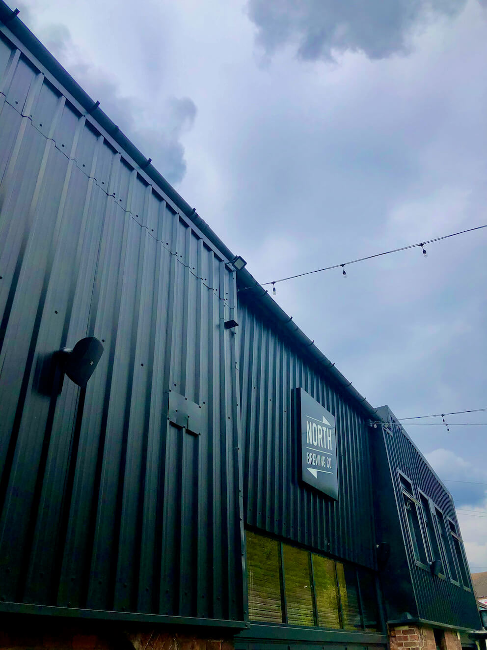 electrical design & installation services for north brewing co 10