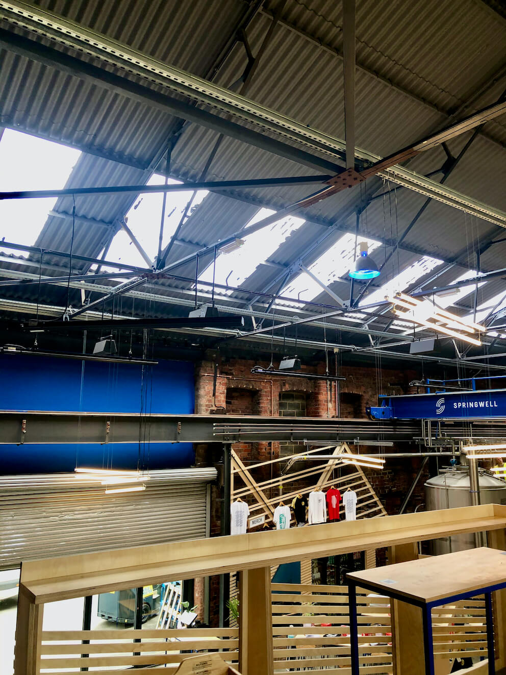 electrical design & installation services for north brewing co 17