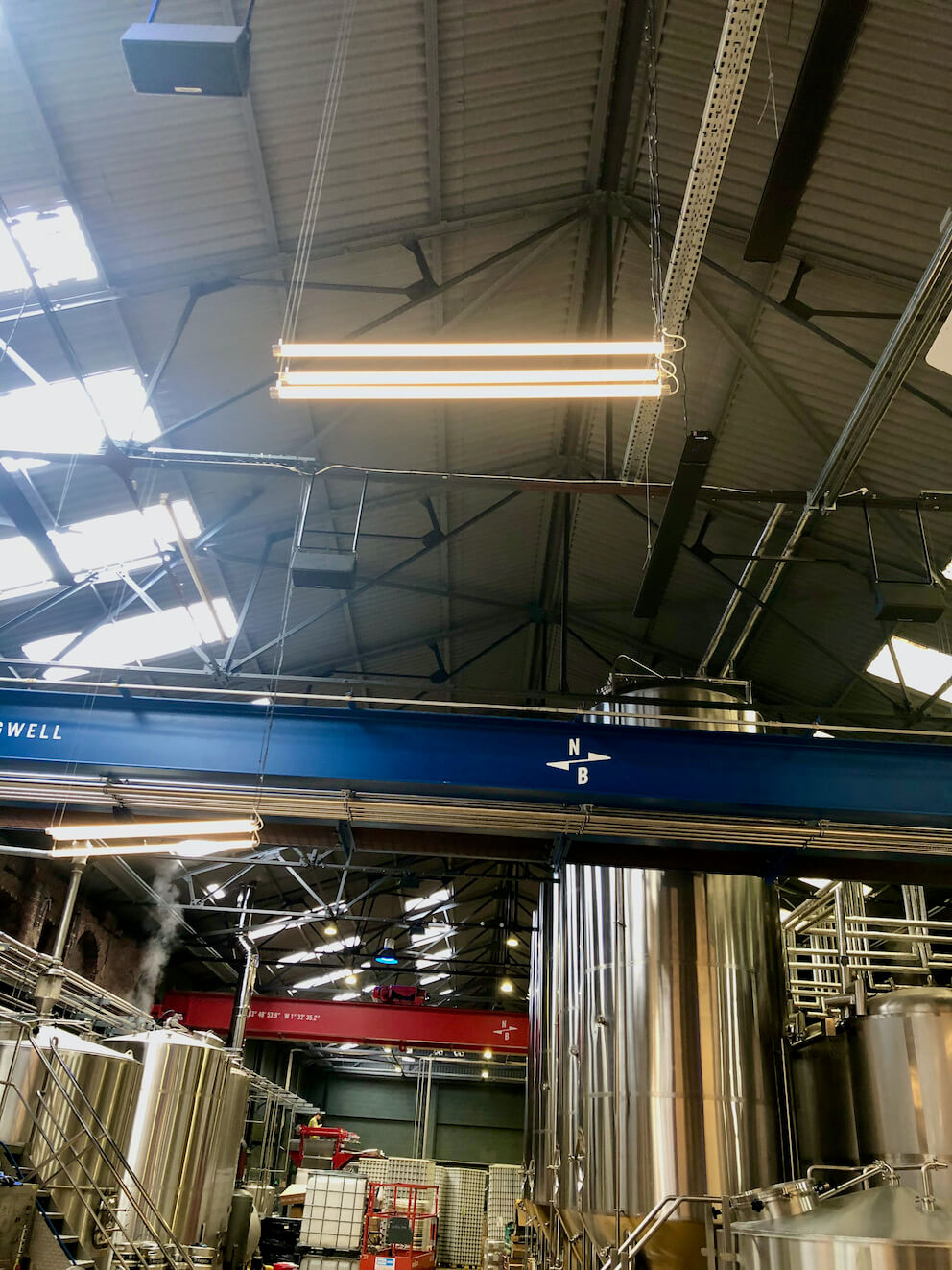 electrical design & installation services for north brewing co 19