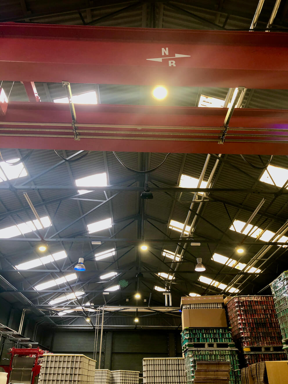 electrical design & installation services for north brewing co 2